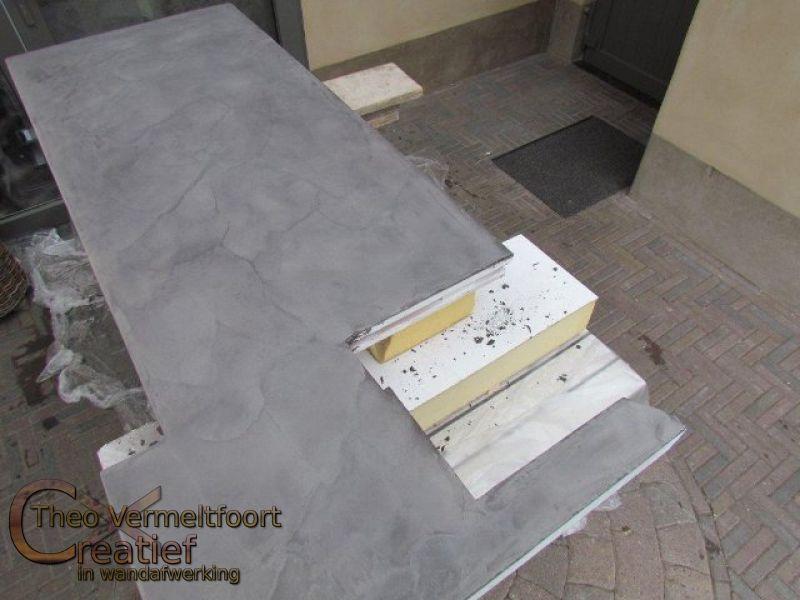 Beton ciré keuken beton ciré centrum